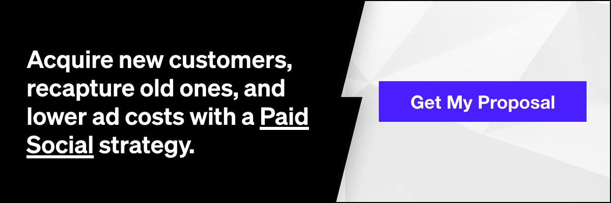 paid social strategy